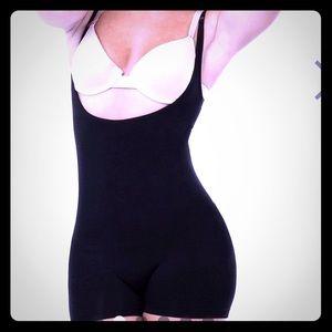 Open Bust Bodysuit Compression Size M